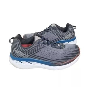 Hoka one one Clifton 5 Running shoes Mens 10,5